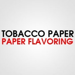 PAPER FLAVORING