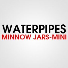 MINNOW JARS MINI