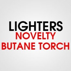NOVELTY BUTANE TORCH LIGHTER