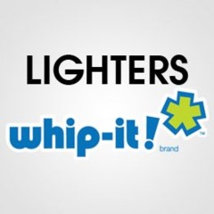 WHIP IT LIGHTERS