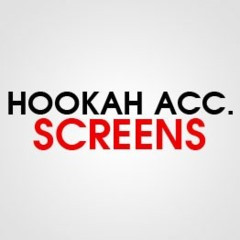 HOOKAH SCREENS