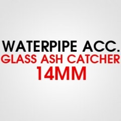 GLASS ASH CATCHER 14MM