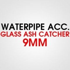 GLASS 9MM ASH CATCHERS