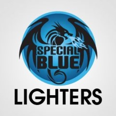 SPECIAL BLUE TORCHES