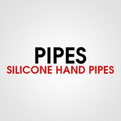 PIPE SILICONE HAND PIPES