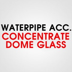 CONCENTRATE DOME GLASS