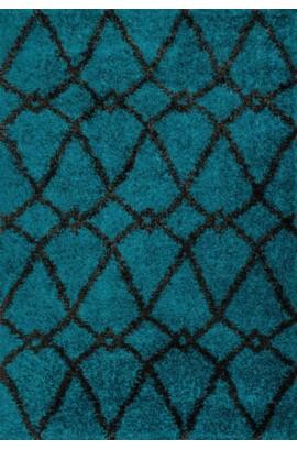 Cosma Blue / Charcoal