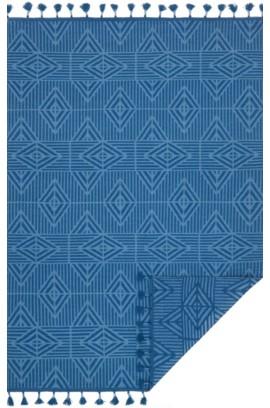 Kahelo Blue / Light Blue