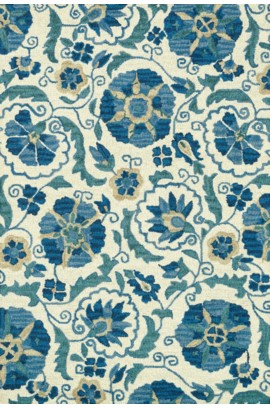Mayfield Ivory / Blue