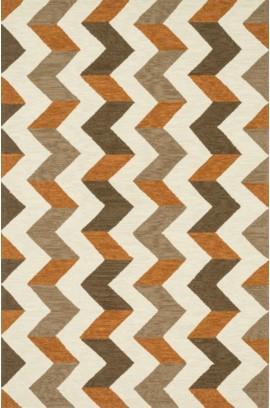 Palm springs Brown / orange