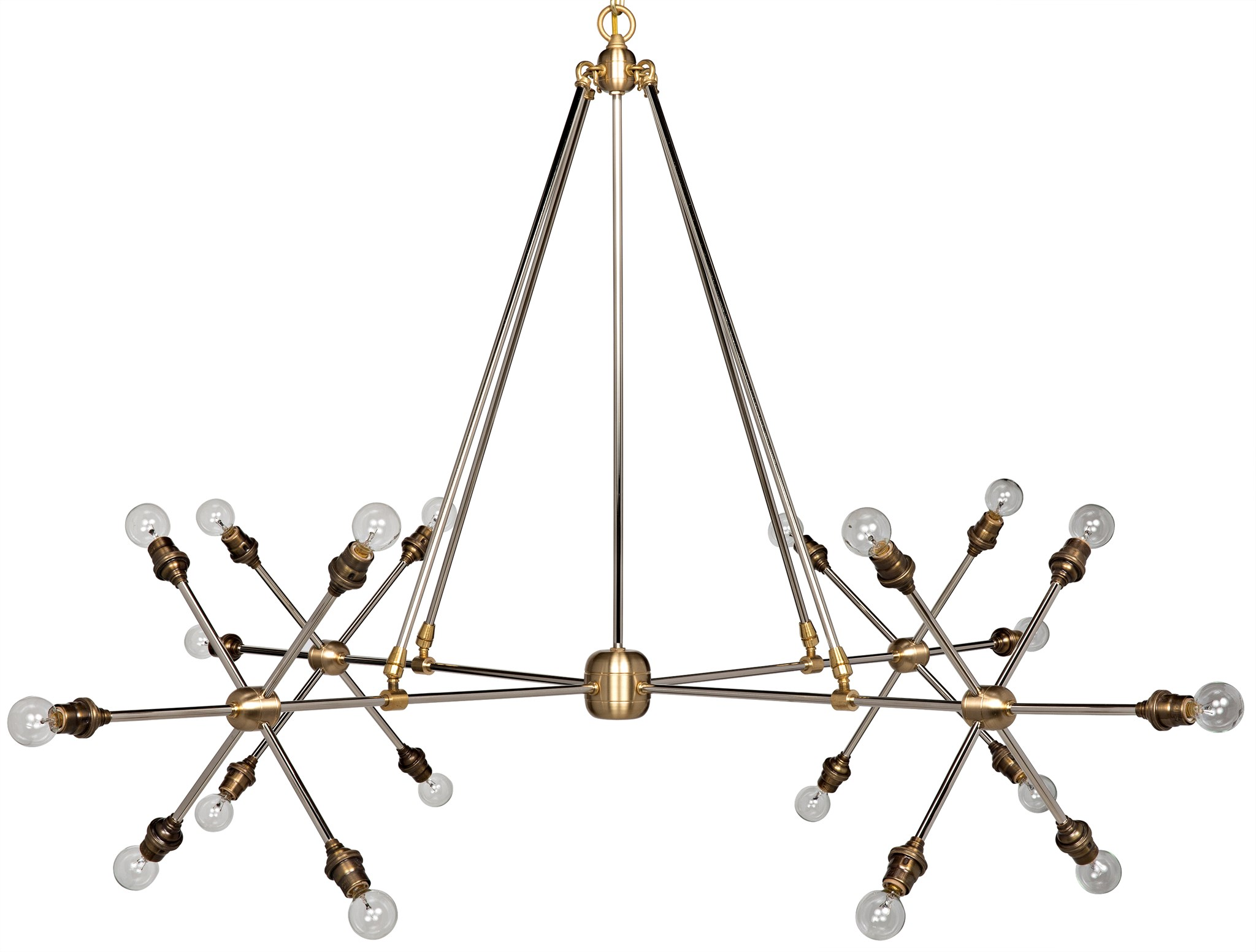 light italian in print chandelier vetrina nella lights glass white designer