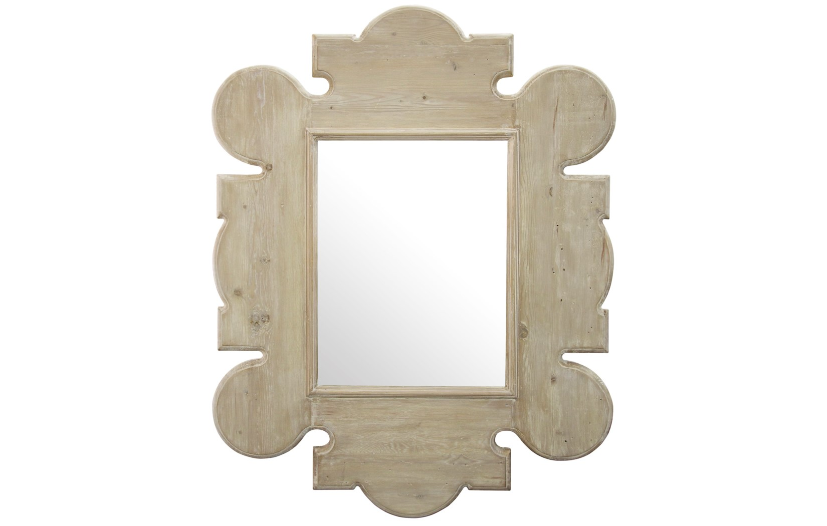 Cfc reclaimed lumber gothic mirror wall amipublicfo Gallery