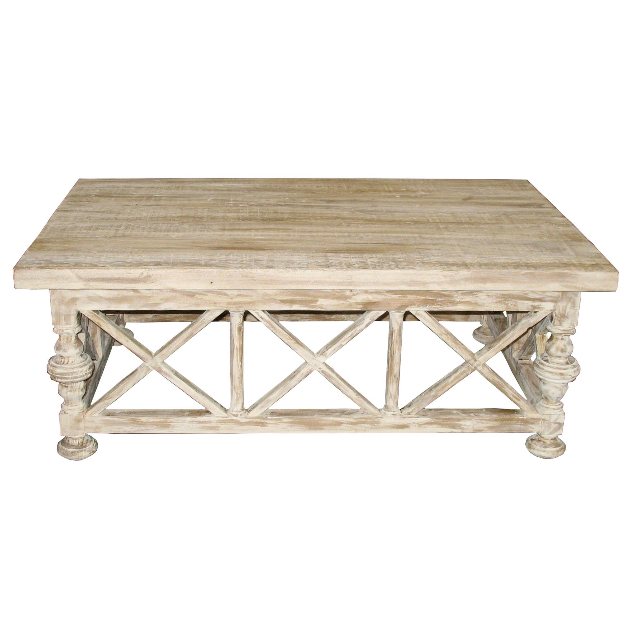 CFC - Reclaimed wood outdoor coffee table