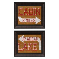 """CABIN SIGN & LATE SIGN"""