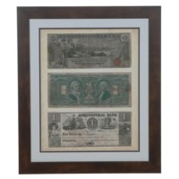 ANTIQUE CURRENCY 5