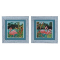 FLAMINGO 1 & 2 (SET)