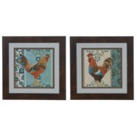 """COTTAGE ROOSTER 4 & 5 """