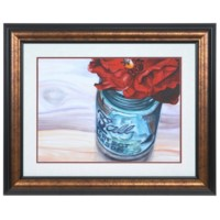 """BALL JAR FLOWERS 3"""