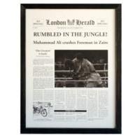 """RUMBLE IN THE JUNGLE"""