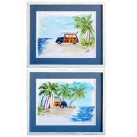 """TROPICAL VACATION 1&2"""