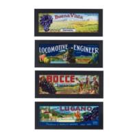 Wine Country Set 4 Prints