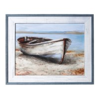 WHITEWASHED BOAT 1