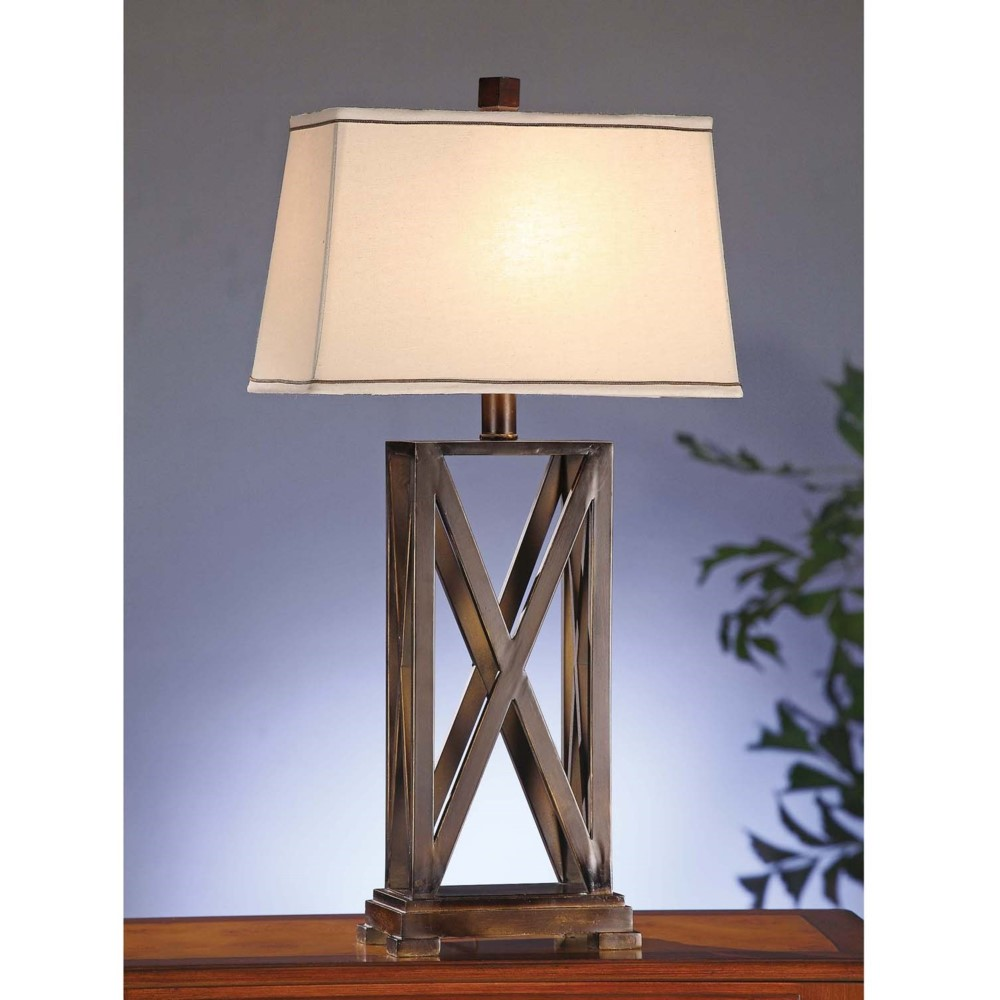 Crestview collection everson table lamp geotapseo Gallery