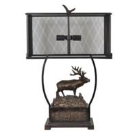 Edison Elk Table Lamp