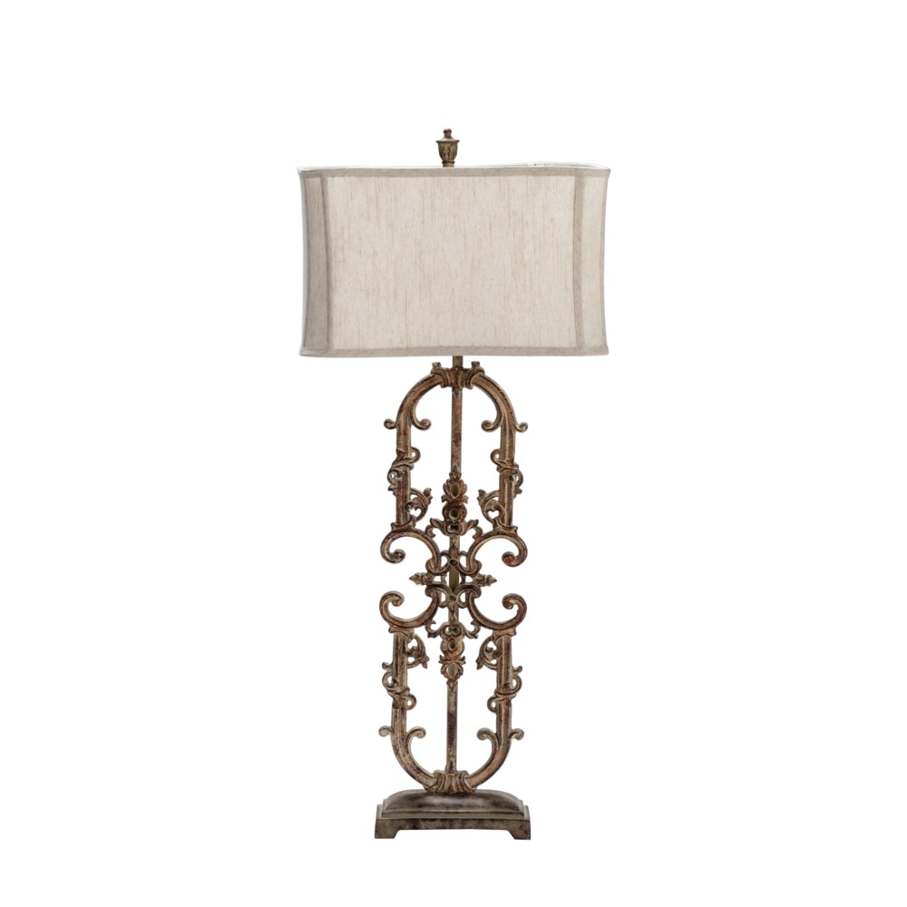 Crestview collection prev next madison table lamp geotapseo Gallery