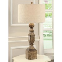 Arbors Column Table Lamp