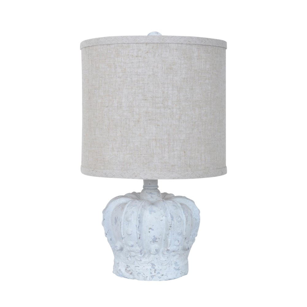 Crestview collection gypsy crown table lamp geotapseo Gallery