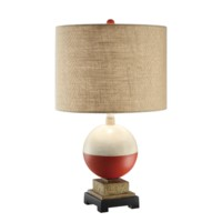 Bobber Table Lamp