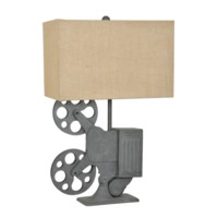Movie Time Table Lamp