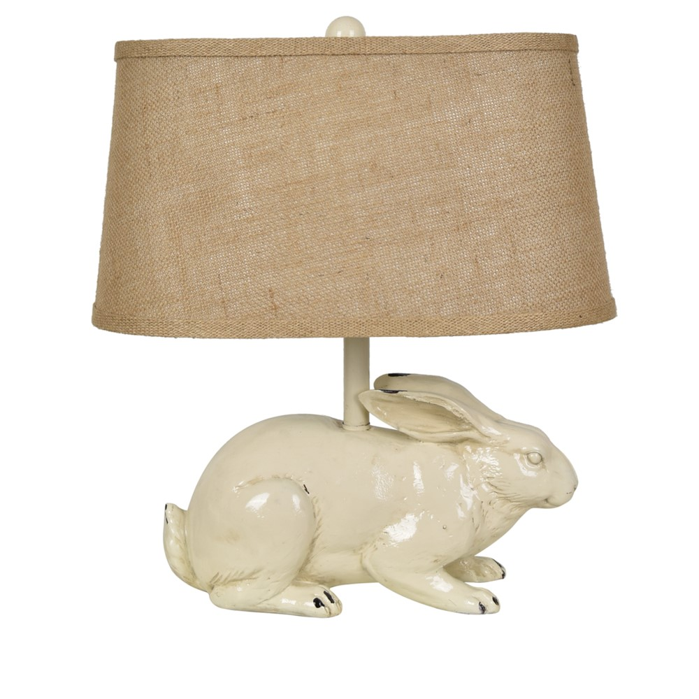 Crestview collection bunny table lamp geotapseo Gallery
