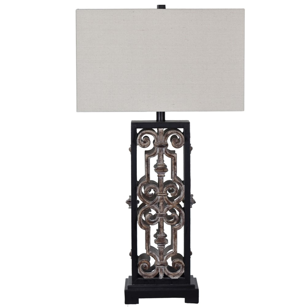 Crestview collection prev next stinson table lamp geotapseo Gallery