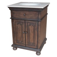 "Brighton 2 Door 24"" Vanity Sink"