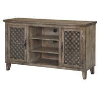 Galloway 2 Door Wood Veneer Media Console