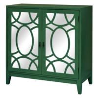 Greenery 2 Door Mirrored Cabinet