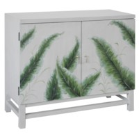Palm Grove 2 Door Cabinet
