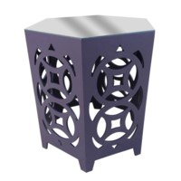 Emma Large Scale Side Table