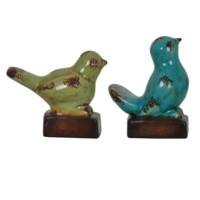 Spring Bird Statues
