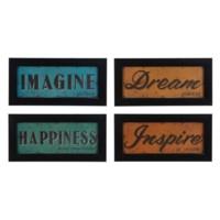 DREAM, HAPPINESS, IMAGINE,INSPIRE
