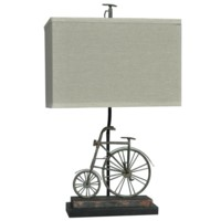 Big Wheel Table Lamp