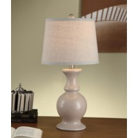 Sand Dune Taupe Table Lamp