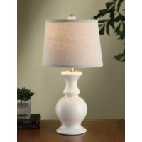 Sand Dune Off White Table Lamp