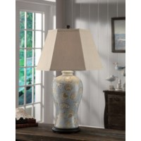 "Seashell Table Lamp 32""Ht"