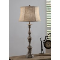"Brampton Table Lamp 35""Ht."