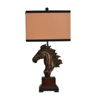 "Running Free Table Lamp 31.5""Ht."