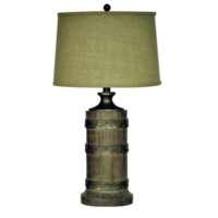 Plankroad Table Lamp