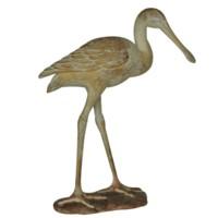 Small Crane Statue